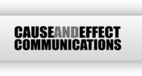Cause and Effect Communications Home
